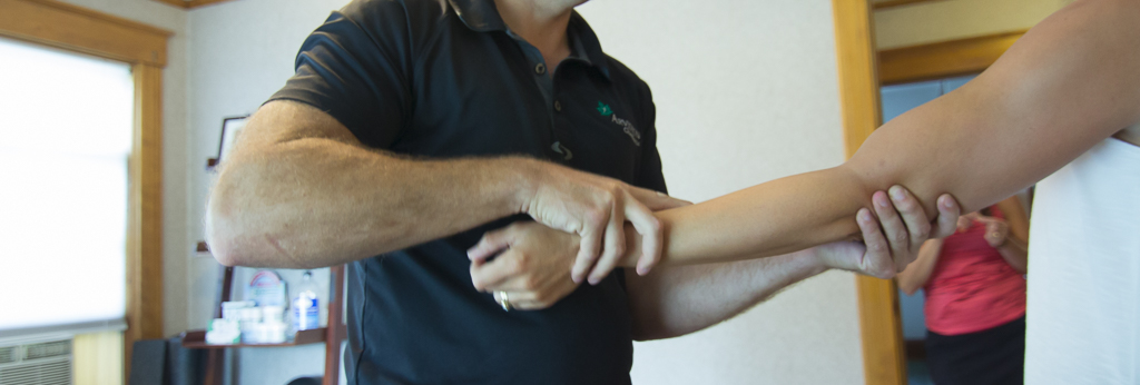 Active Release Tennis Elbow